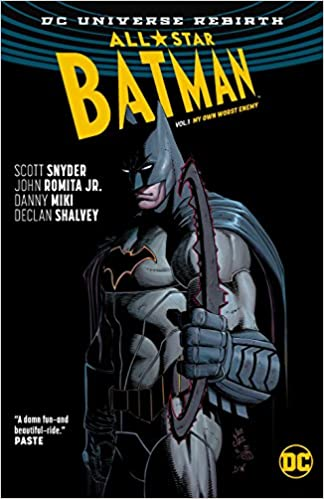 7309c5a70609 Amazon.com  All Star Batman Vol. 1  My Own Worst Enemy (Rebirth)  (9781401269784)  Scott Snyder