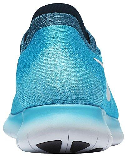 400 Blue EU Pure Rn Blau Flyknit Platinum Lagoon Blue Legend 38 Traillaufschuhe 2017 Herren Nike Free w6Txqf0Z