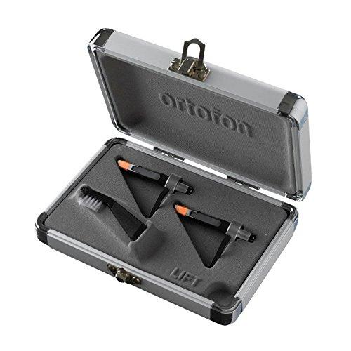 Ortofon Record Bag - Ortofon Nightclub II CC Twin   Dual Concorde Special Elliptical Cartridges for DJ Turntables