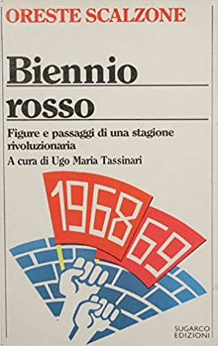 Image result for oreste scalzone biennio rosso