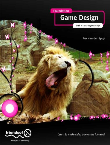 - Foundation Game Design with HTML5 and JavaScript