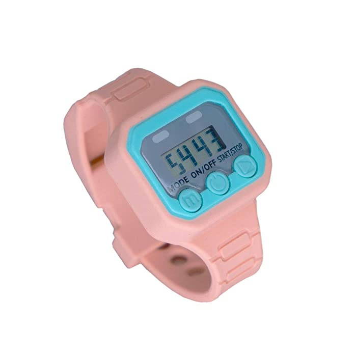 Potty Training Watch Gadget That is a Countdown Timer to Remind Your