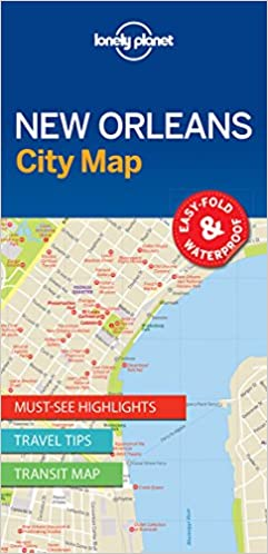 New Orleans City Map (Lonely Planet City Maps): Amazon.de: Lonely ...