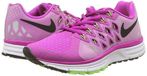 Course Nike Chaussures Pour Vomero white Flash 9 Zoom De flsh Rose Wmns Femme Lm Blk fchs 1wYT1