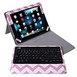 HDE iPad 2 Keyboard Case Wireless Bluetooth Leather - Best Reviews Guide