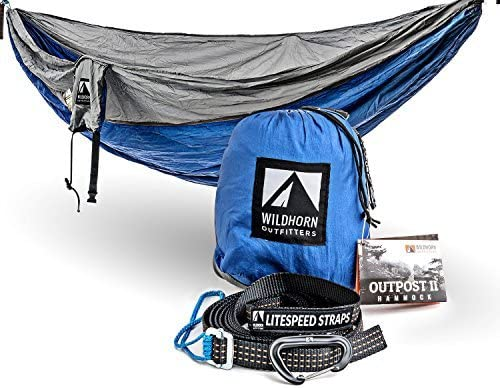 Wildhorn Outpost Portable Camping Hammock