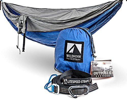 Outpost Camping Hammock Adjustable