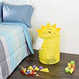 Kids Laundry Hamper- Pop-Up and Collapsible Lion