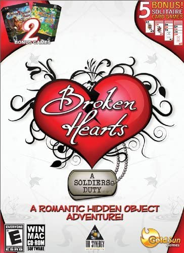 Broken Hearts - Mac by Tri Synergy