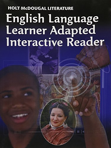 (Holt McDougal Literature: ELL Adapted Interactive Reader Grade 6 )