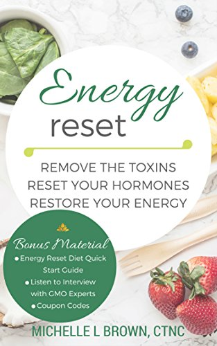 Energy Reset Remove Hormones Restore ebook product image