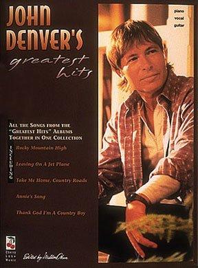 John Denver's Greatest Hits - (John Legend Piano Sheet)