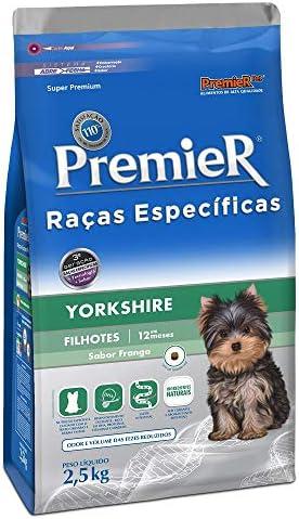 Ração para Cães Filhotes Premier Yorkshire 2,5Kg
