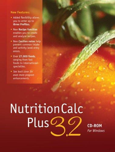 NutritionCalc Plus 3.2 CD-ROM