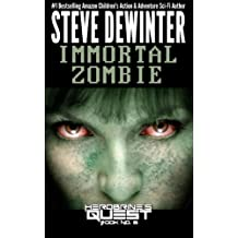 Immortal Zombie (Herobrine's Quest) (Volume 6)