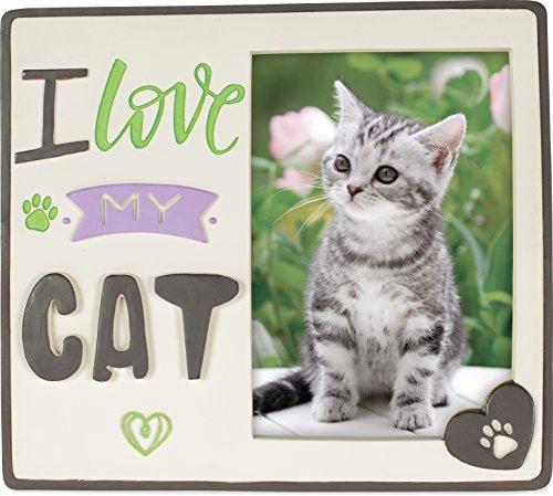 - AngelStar I I Love My Cat Photo Frame