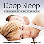 Deep Sleep Session: Your Best Night's Sleep, with Brainwave Audio | Brain Hacker