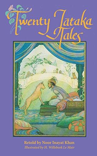 Twenty Jataka Tales [Noor Inayat Khan] (Tapa Blanda)