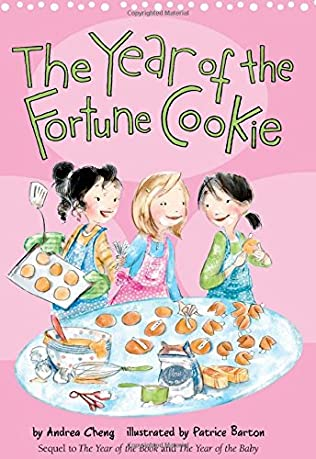 book cover of The Year of the Fortune Cookie