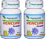 Planet Ayurveda Rencure Formula, 500mg Veg Capsules – 2 Bottles For Sale