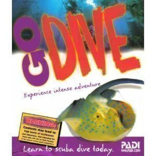 (Go Dive - PADI Open Water Dive Manual )
