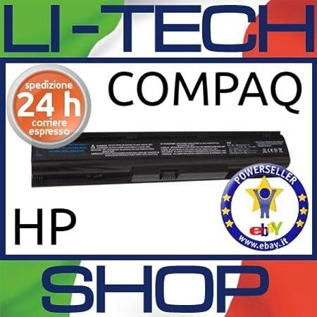 Batería compatible para código HP Compaq hstnn-lb25 Notebook Ordenador Portátil: Amazon.es: Electrónica