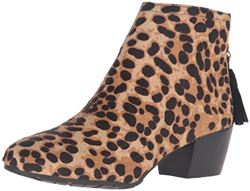 Kenneth Cole REACTION Womens PIL Age Ankle Boot Leopard