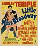 Little Miss Broadway POSTER Movie (1938) Style B 11 x 17 Inches - 28cm x 44cm (Shirley Temple)(George Murphy)(Jimmy Durante)(Phyllis Brooks)(Edna May Oliver)(George Barbier)(Donald Meek)