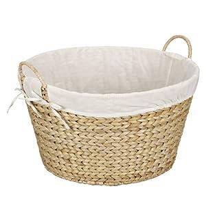 51hmPVu1NOL._SS300_ Wicker Baskets & Rattan Baskets