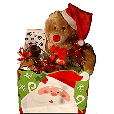 Jaggers-Doggy-Deli-Christmas-Pet-Dog-Gift-Basket-with-Plush-Santa-Bear