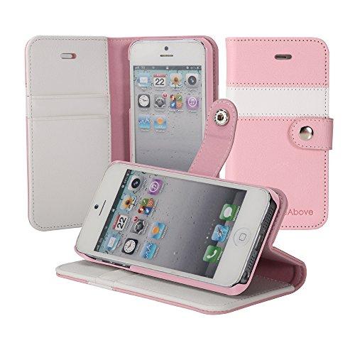 iPhone SE Case, AceAbove iPhone SE Wallet