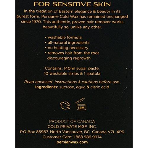 Buy persian cold wax