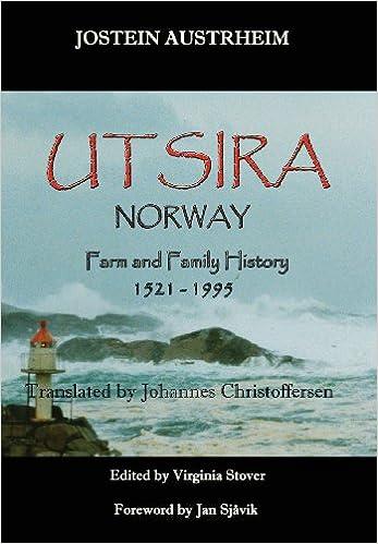 Book Utsira, Norway, Farm and Family History, 1521-1995
