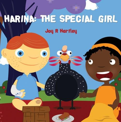 Read Online Harina: The Special Girl (Tales of Harina) pdf