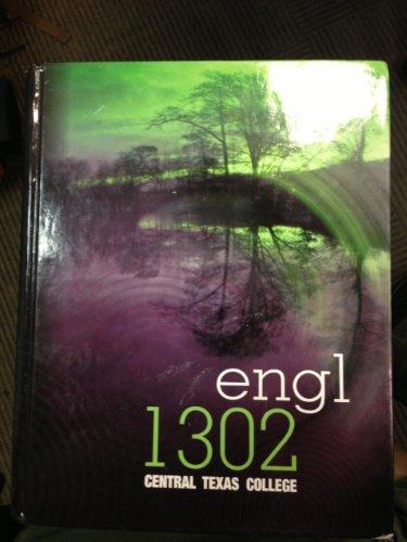 ENGLISH 1302 CENTRAL TEXAS COLLEGE