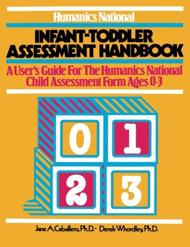 Infant-Toddler Assessment Handbook: A User's Guide to the Humanics National Child Assessment Form Ages 0-3
