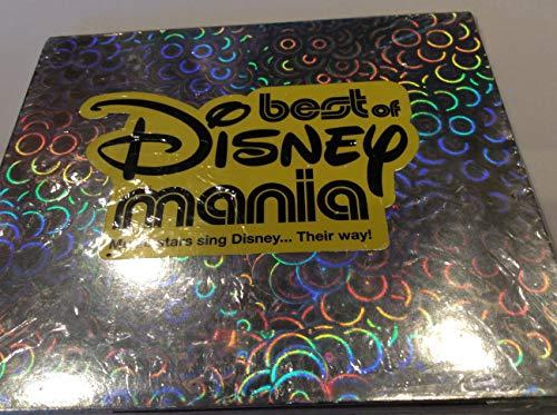 Best Of Disney Mania / Music Stars Sing Disney... Their Way!