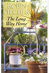 The Long Way Home (Center Point Platinum Fiction (Large Print)) by Pilcher, Robin (2010) Library Binding Library Binding