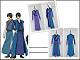 Akatsuki no Yona SON HAK Blue Full Set cosplay costume
