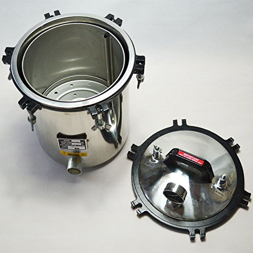 18l steam autoclave sterilizer dental medical tattoo for Cheap autoclaves tattooing