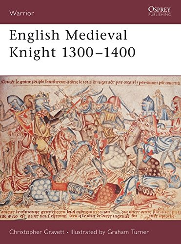 English Medieval Knight 1300–1400 (Warrior)