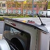 HJHNB ABS Car Rear Spoiler for Suzuki Jimny JB64