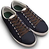 Flat Waxed Cotton Boot Laces Shoelaces [3