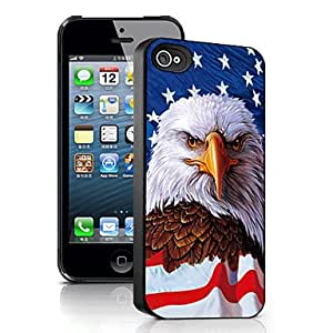 Buy Flag and Eagle Pattern 3D Effect Case for iPhone5