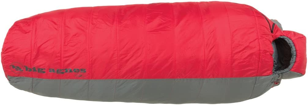 Big Agnes Encampment 15-Degree Synthetic Sleeping Bag