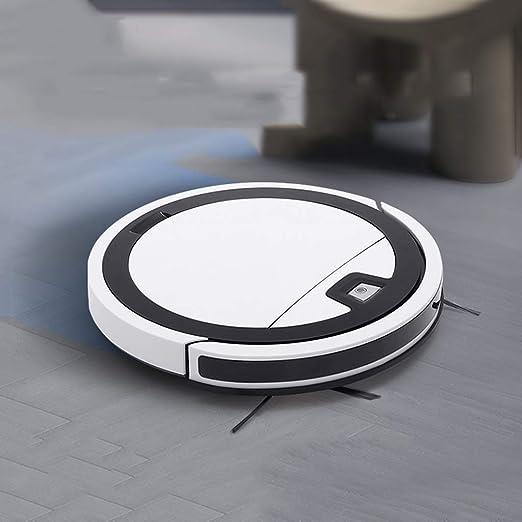 XJXHLG Robot de Barrido Inteligente Robot Aspirador Ultra-Delgada ...