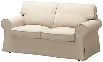 The Durable Heavy Duty Ektorp Two Seater Sofa Bed Cover Replacement IS  Custom Made For Ikea