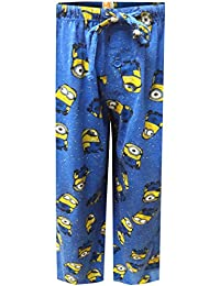 Despicable Me Minion Blue Lounge Pants for men