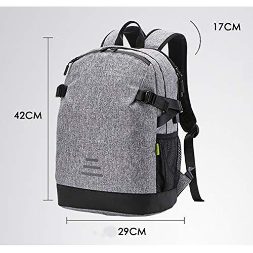 42cm Dimensioni Impermeabile 29 Canvas Computer 17 Moda Travel Zaino 7FRq8zz