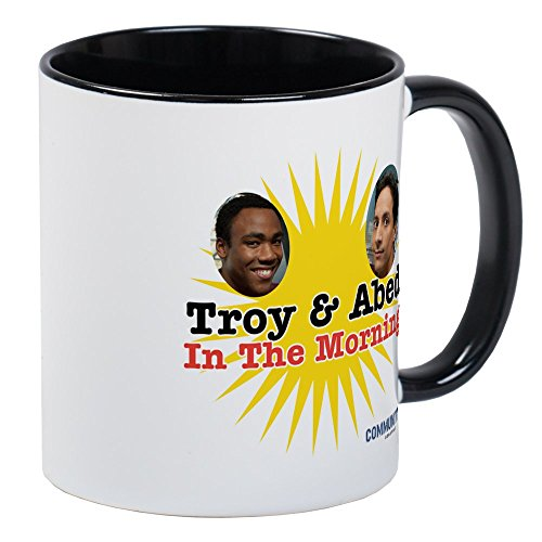 CafePress Troyabed-Light Mugs Unique Coffee Mug, Coffee Cup